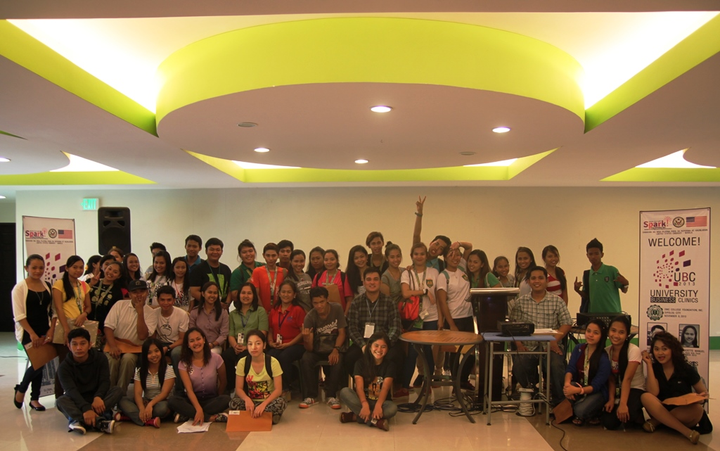 UBC 2013 at DMC College Foundation
