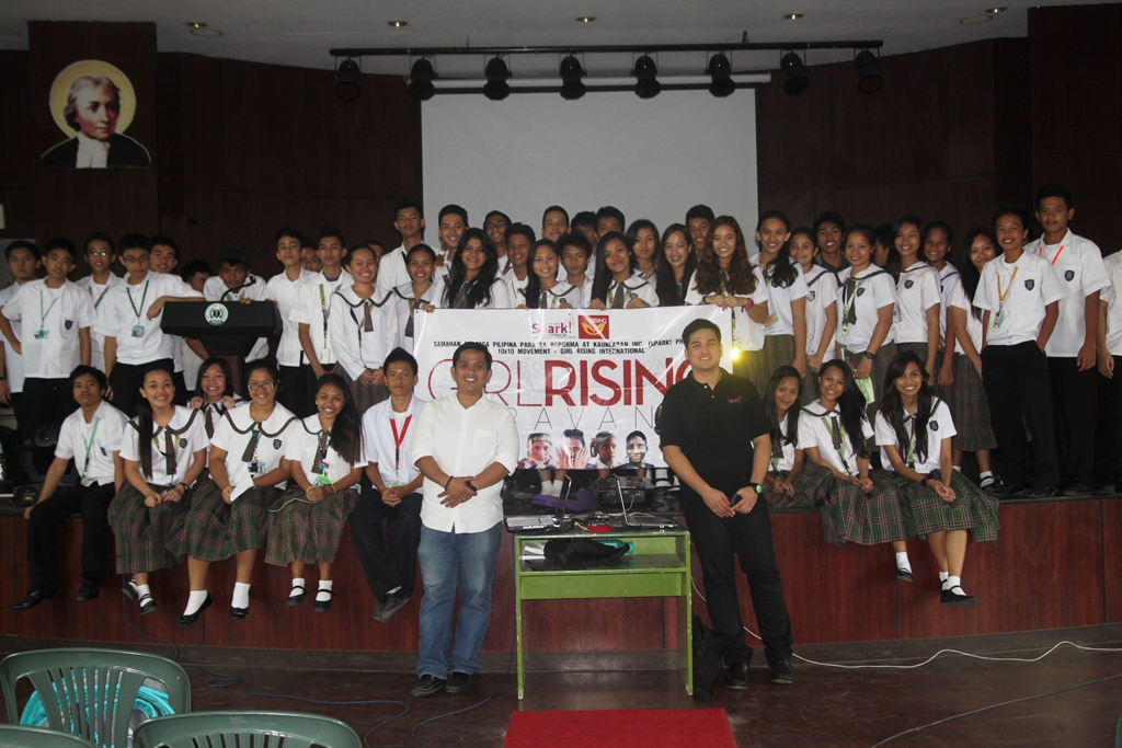Girl Rising Dipolog
