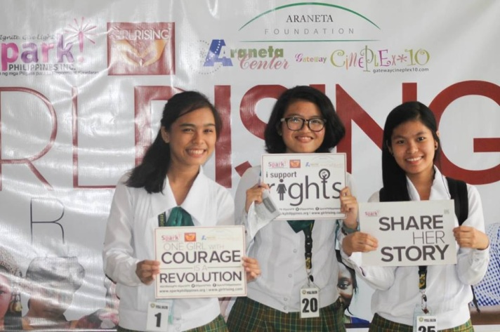 Young Women Advocates in Cebu