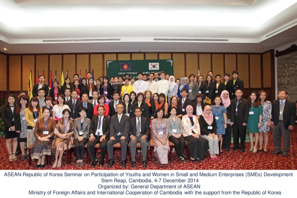 ASEAN-ROK group pic